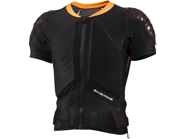 SixSixOne EVO Compression Protektor, black